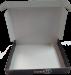 Картонная коробка с ушками, 0427, 290х210х45, для электроники