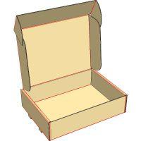 Коробка с ушками, 0427