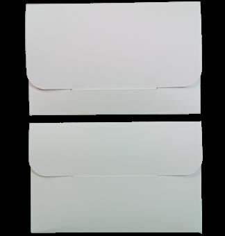 Конверт картонный А5, клеевой.