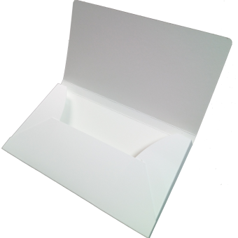 Конверт картонный А5-А4, толщина 20мм, клеевой