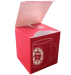Подарочная картонная коробка 100х100х110