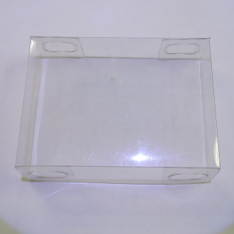 Коробка из пластика ПВХ, лоток.