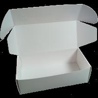 Коробка шкатулка из картона