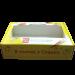 Коробка шкатулка с окном, для витаминов.